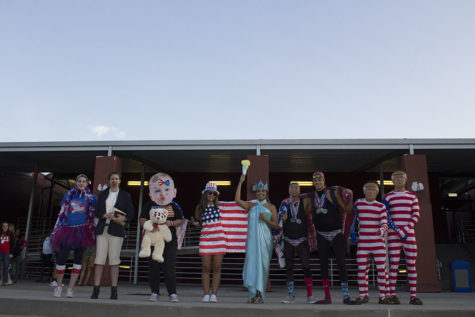 Character Spirit Day Photo Gallery