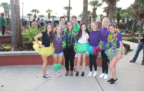 Fat Tuesday Spirit Day Photo Gallery
