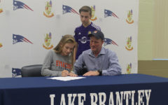 Brantley Senior Lauren Sniffen Signs to Syracuse