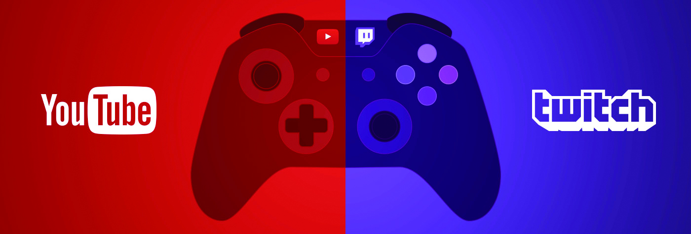 These are the two streaming platforms utilized by many of the gaming community.