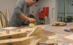 Brantley's builders in the making