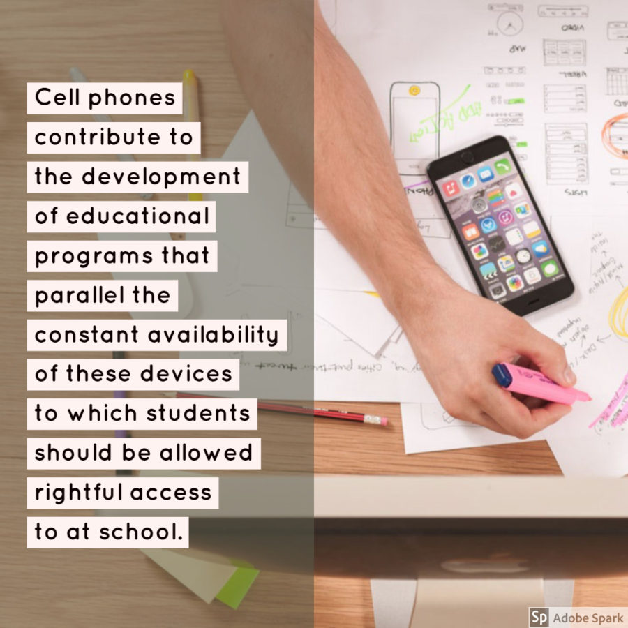 Cell Phones are the Next Calling in Educational Tools