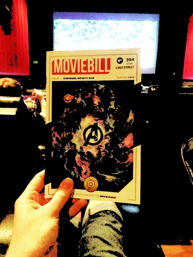 """""""Avengers: Infinity War"""" breaks records"""