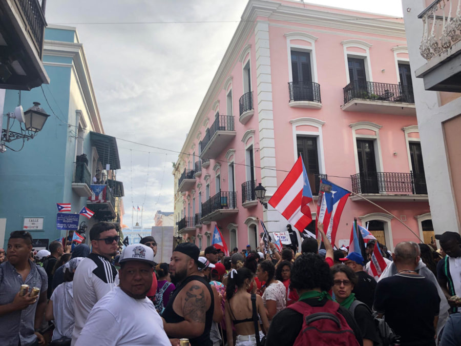During+Senior+Anayansi+Santiago%27s+visit+to+Puerto+Rico+in+July%2C+residents+of+the+island+were+mass+protesting+against+then+governor+Ricky+Rosello.+Rosello+ended+up+resigning%2C+being+replaced+by+two+different+governors%2C+Pedro+Pierluisi+and+then+Wanda+Vazquez.