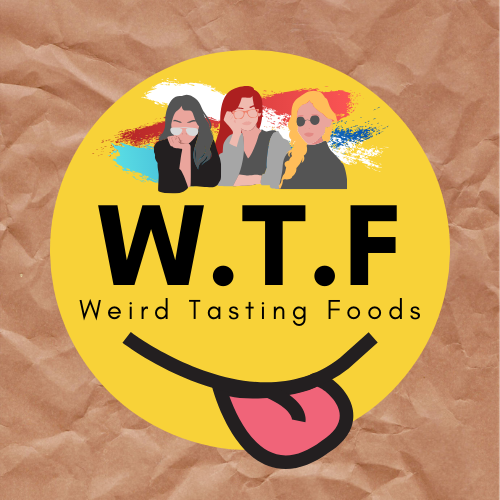 Weird Tasting Foods is a podcast were three friends try obscure, wacky foods. From sour patch kids cereal to possible crickets there is nothing too crazy for W.T.F.