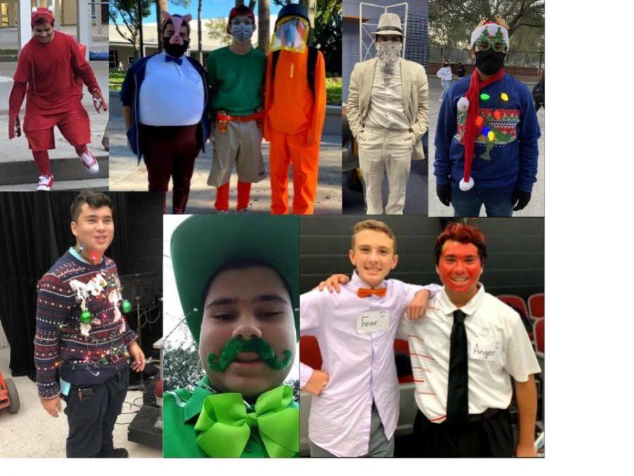 Jeremy Llorens: costume master