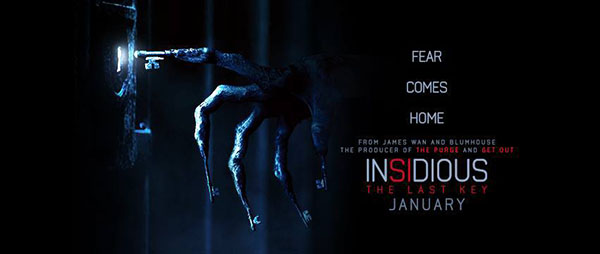 Insidious: The Last Key – The Brantley Banner