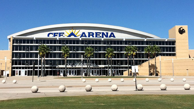The CFE Arena is where graduation will be held for the Lake Brantley class of 2019 and on. Graduation has been held at the Amway Center in past years so this is a huge change for next year.
