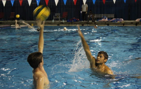 Pre-season Water Polo photo story