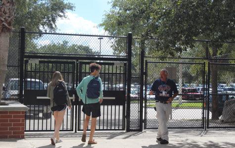 Updates to Campus Security