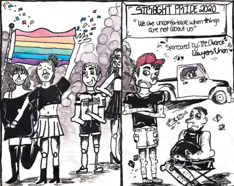 Opinion: Straight Pride Parades are unnecessary