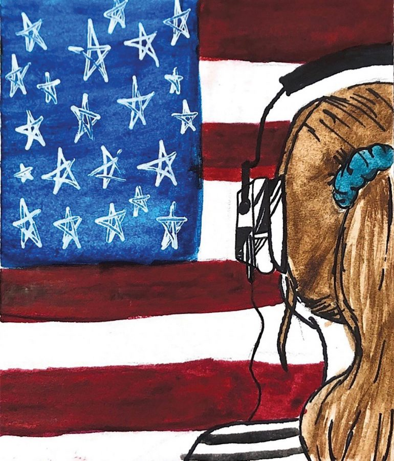 This American Life by National Public Radio (NPR) was our staffs chosen podcast of the decade. The podcast is a weekly hour-long program is hosted by Ira Glass and is in collaboration with Chicago Public Media.