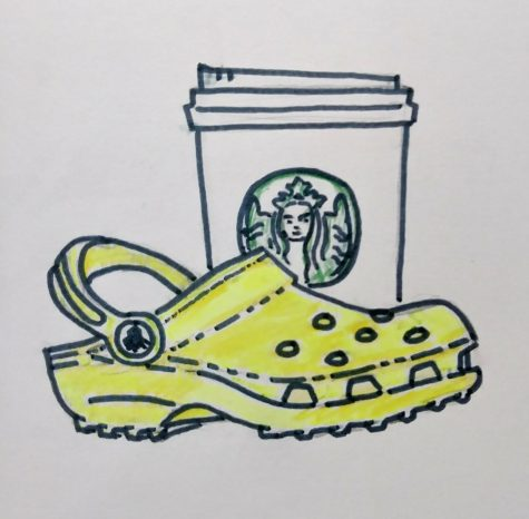 Starbucks and Crocs are donating free beverages and shoes to front-line healthcare workers.