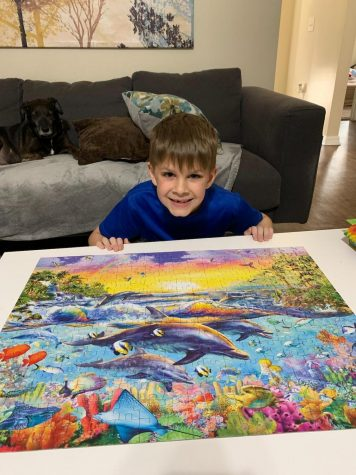 Puzzles are a way to make time go by faster. Any age group can finish one of the many puzzle designs that are available.
