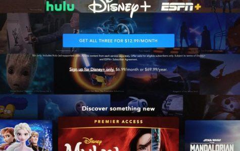 On Sep. 4, Disney's streaming service Disney+ lists