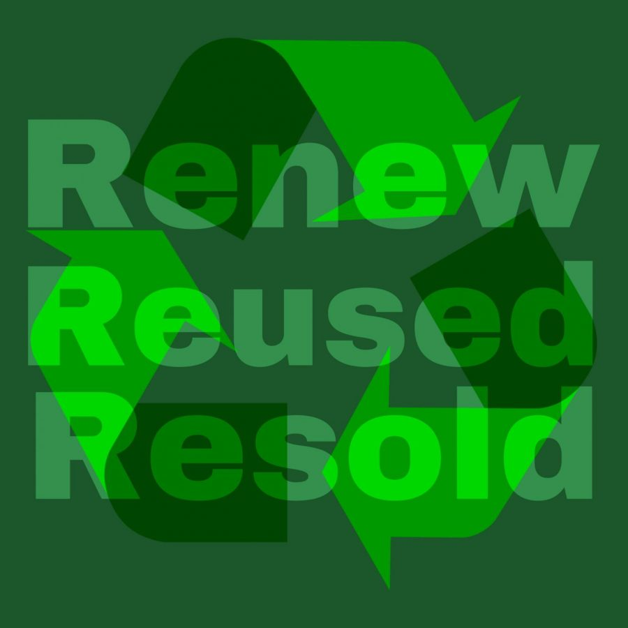 Reused, Renewed, Resold.