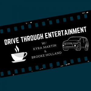 Join film enthusiasts Brooke Holland and Kyra Martin as they dive into popular TV shows and films, discussing their opinions, fan opinions and theories, and predicting what will come next. Along they way they will explore local drive thru food locations. If you like food and films, this podcast is for you.