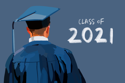 The graduation ceremony is officially scheduled to begin on May 24, 2021 at 9:00am, celebrating the seniors who are a part of the high school class of 2021.
