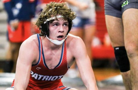 Senior Adam Satterly overcame a torn ACL to finish his high school wrestling career on a high note. My ACL being torn affected me by setting me back in wrestling and my body's physical health, Satterly said. I wasn't able to move around well and I was on crutches for almost two months and having to relearn how to use my knee.