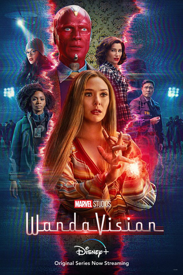 The new Disney+ series Wandavision has hooked audiences since its premiere on Jan. 15. This is the first Marvel series to consist of multiple episodes, rather than a feature length film.