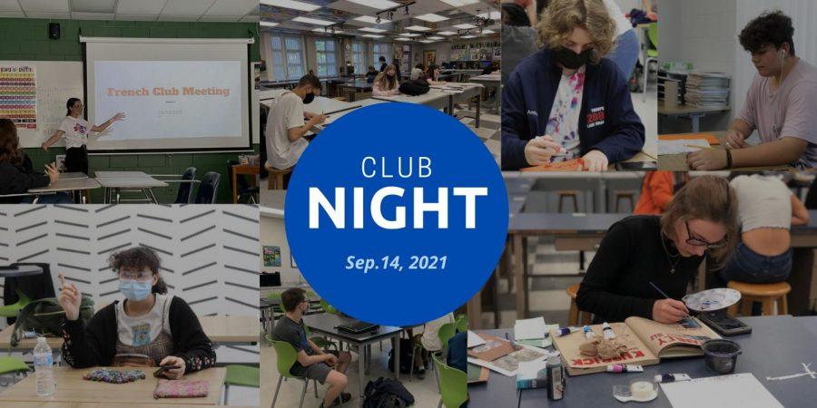 Club+night
