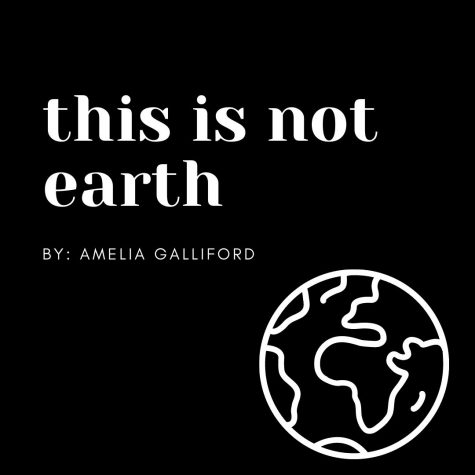 This is not Earth